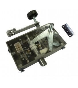 Fechaduras de segurança direita tipo 96DI - Acionamento lateral