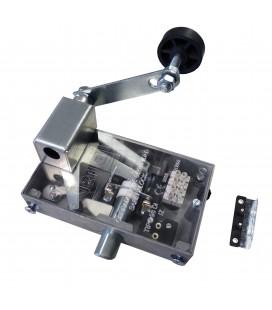 Fechaduras de segurança tipo 96DI - Acionamento frontal