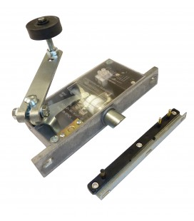 Fechaduras de segurança tipo 103 quadros estreitos - Acionamento lateral