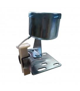 Lubrificador para cabine com pote com grease Arnitel (Wulkollan)