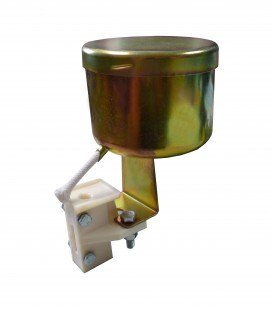 Lubrificador contrapeso Arnitel (Wulkollan) para cabo rígido com grease