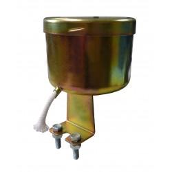 Conjunto de recipiente para lubrificadores de contrapeso 9129CRGP, 9129CRGW