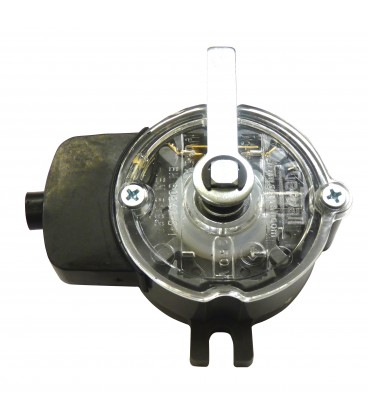 Interruptor para detectar enclavamiento en subida o en bajada
