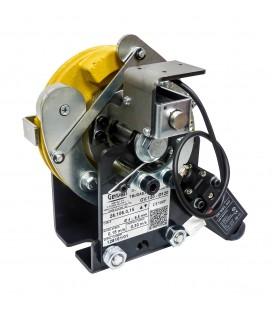 Limitadores de velocidade GV120 para elevadores com e sem sala de máquinas