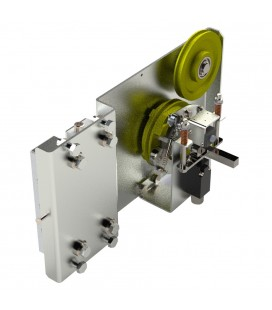 Sistema integrado Limitador de velocidade + Timonería + Paráquedas