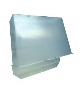 Proteção para limitadores de velocidade modelo 60 com polia Ø300