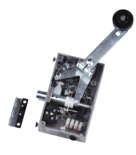Fechaduras de segurança esquerda tipo 96DI - Acionamento lateral