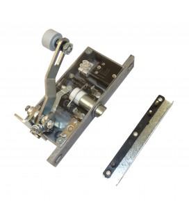 Fechaduras de segurança tipo 103 - quadros estreitos - Rolo 22 mm