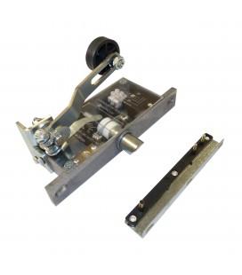 Fechaduras de segurança tipo 103 quadros estreitos - Acionamento frontal