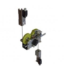 Conjunto de Tensão verticais para Limitador de Velocidade GV120