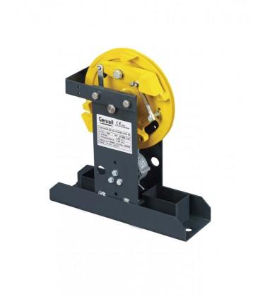 Limitadores de velocidade com base estreita e bainhas para cabos 81/84