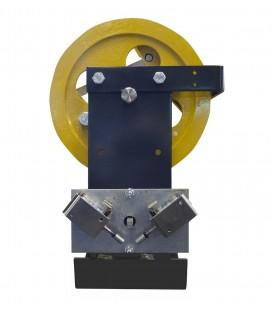 Limitadores de velocidade com reset de contato elétrico remoto base curta 600
