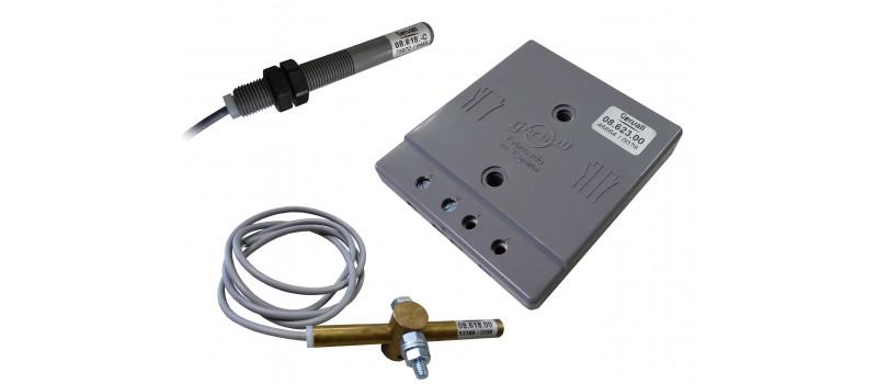 Interruptores accionados por ímãs