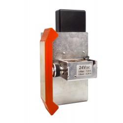 Contato serial para fechaduras de segurança elétricas