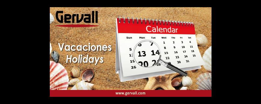 Vacaciones / Summer Holidays 2020
