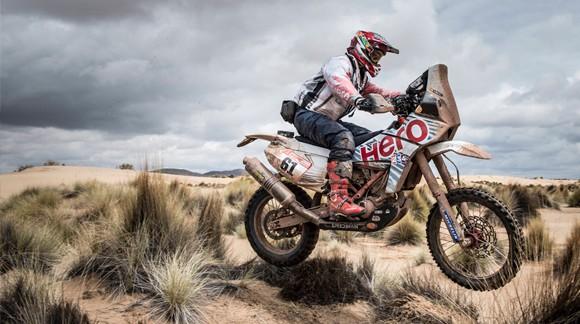 Gervall No Dakar 2018